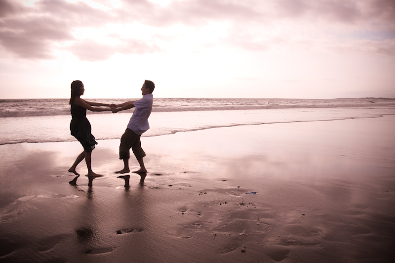 Russell & Jessica, Bali