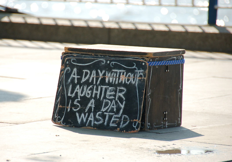 Wisdom by the Thames, London