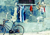 Laundry in Beijing's hutong