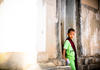 Boy in Old Bagan, Burma